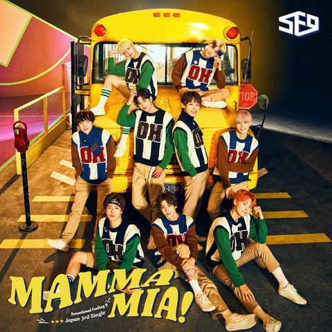 SF9, Japan New Single 'Mamma Mia!' Oricon Daily Single Ranking 3rd