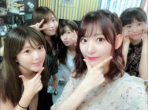 IZONE Miyawaki Sakura, updated SNS  Reunited with Japanese practice
