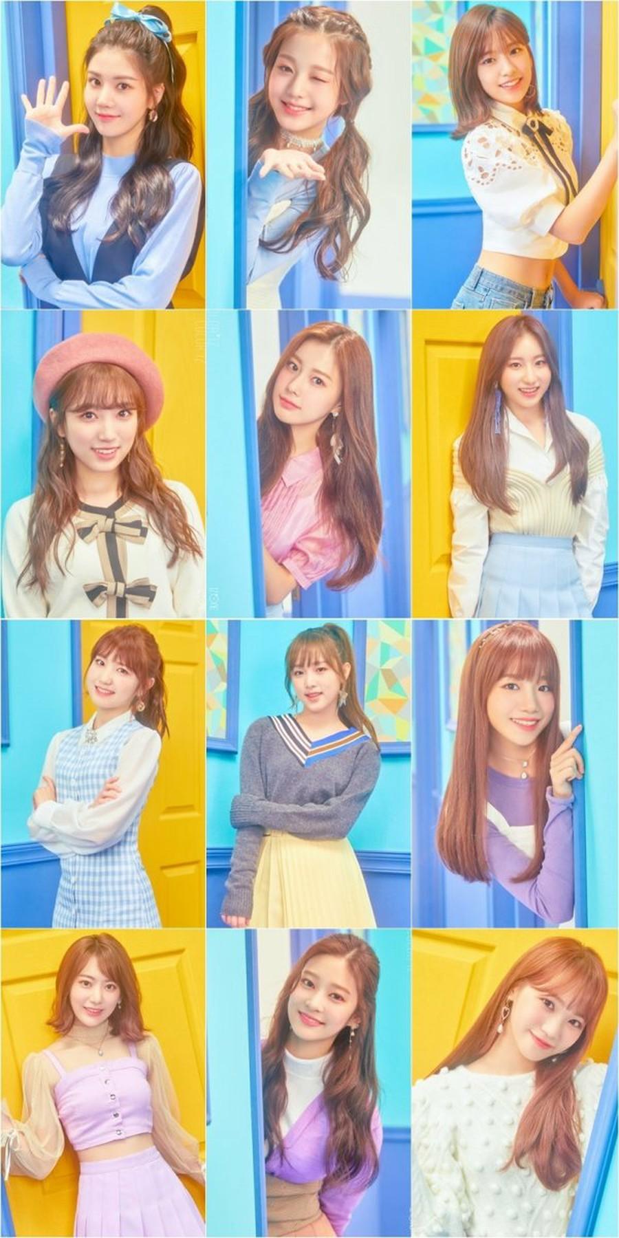 IZONE, MBC variety show