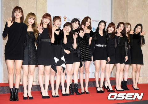IZONE, SHOWCASE event held on January 20 next year  Japan debut