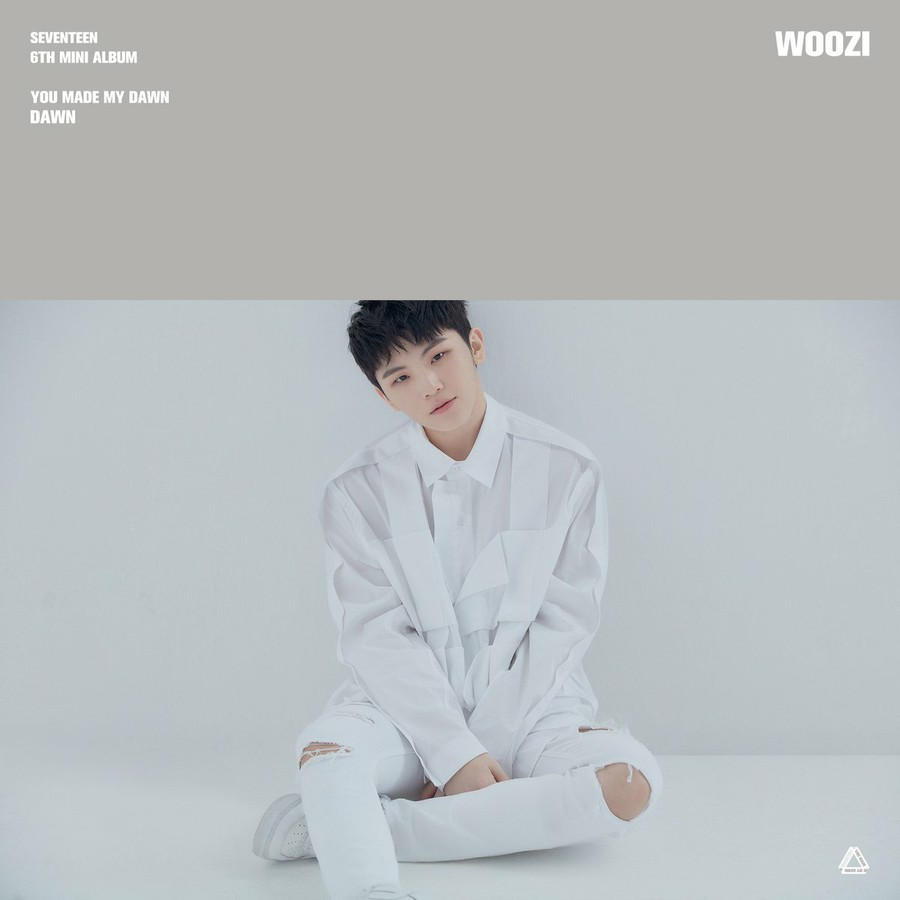 T Official】 SEVENTEEN 6 TH MINI ALBUM