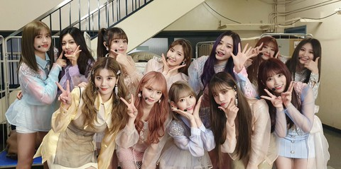 T Official] IZONE successfully ends the first day of Fan Meeting in