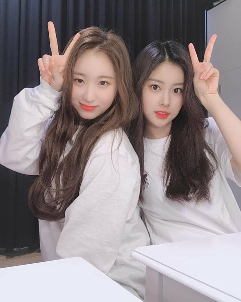 """G Official】 IZONE Chaeong mentions the """"subtle"""" relationship with"""