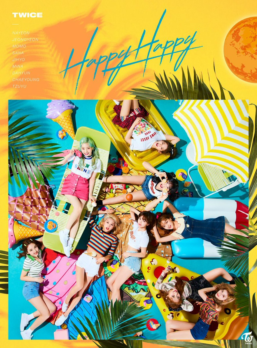 Jt Official] TWICE JAPAN 4th SINGLE