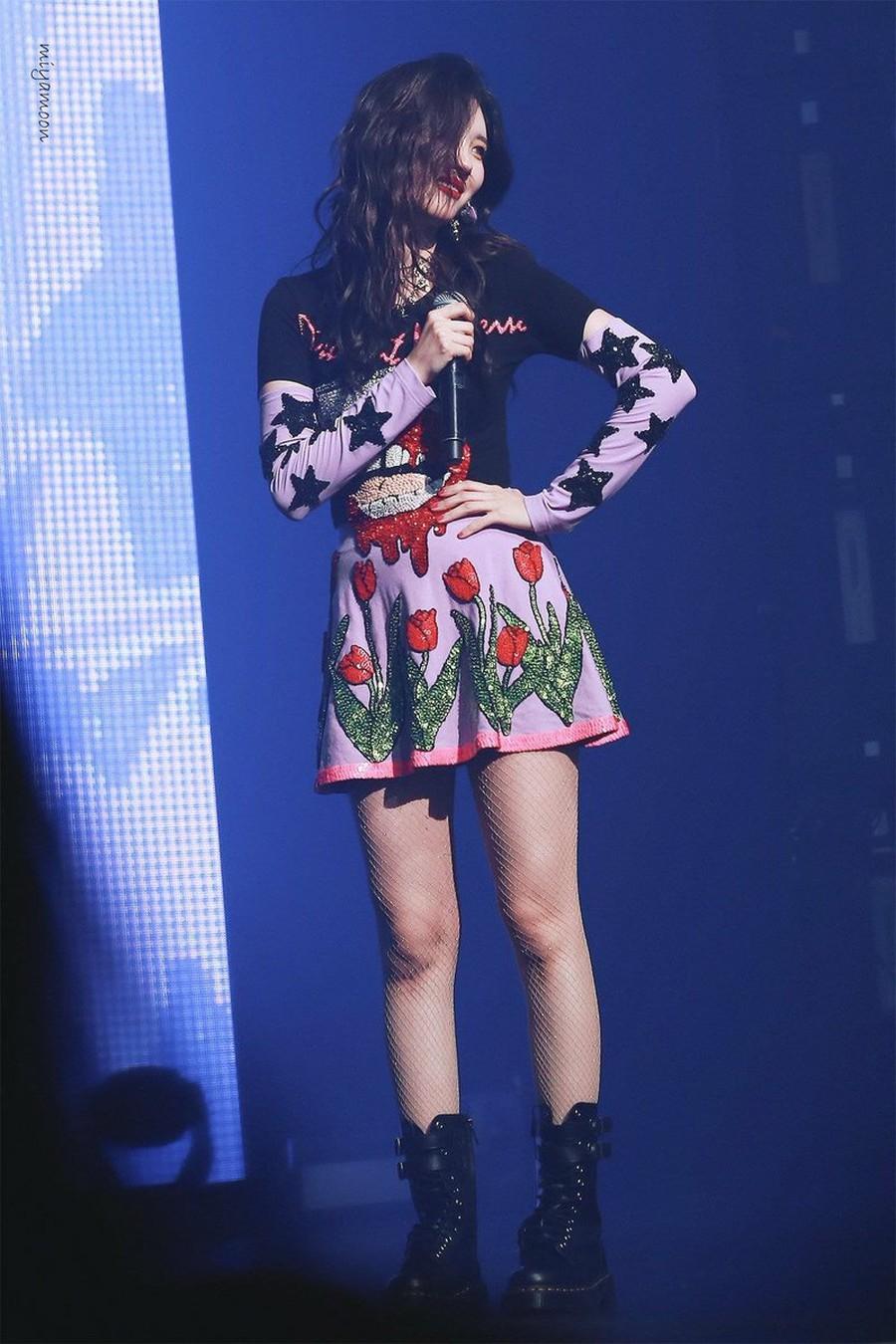 Wonder Girls former member Sunmi rushed to