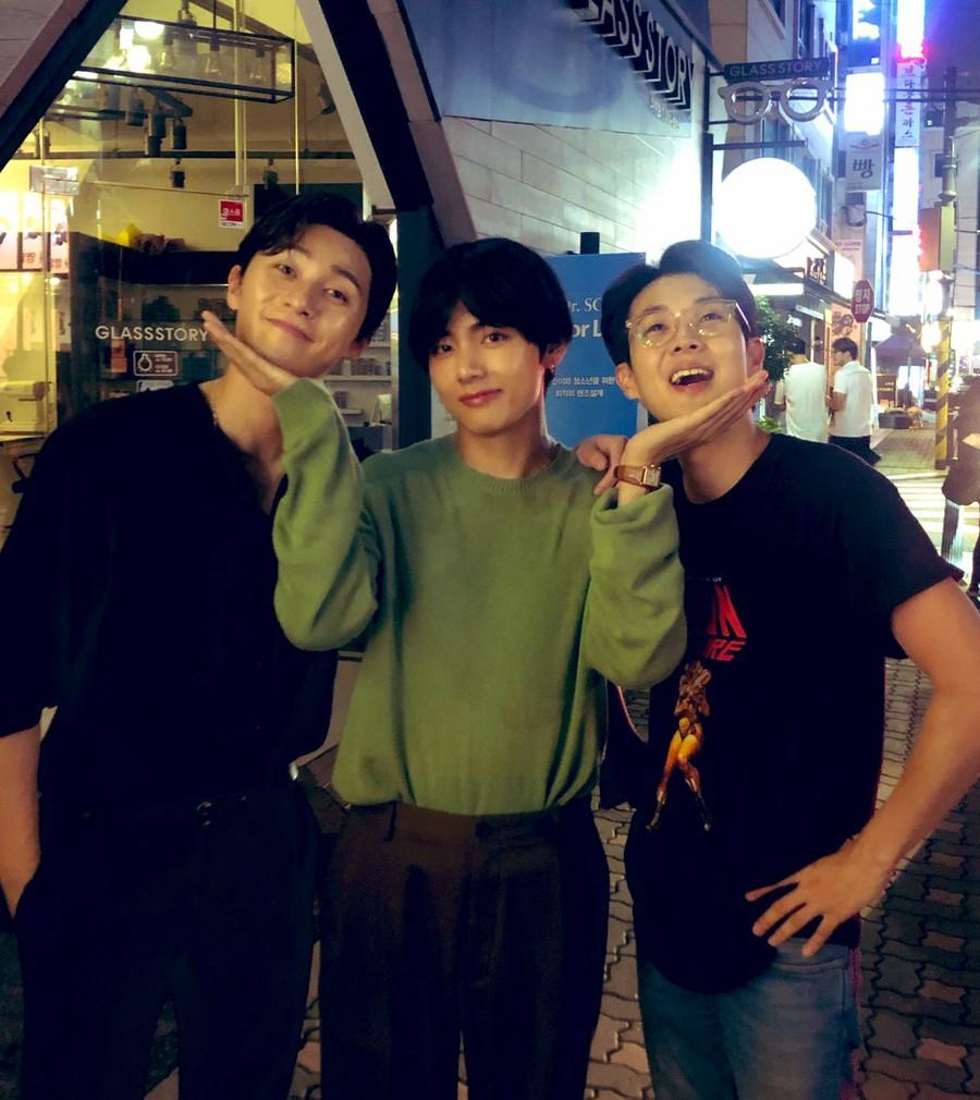 T Official] BTS V,