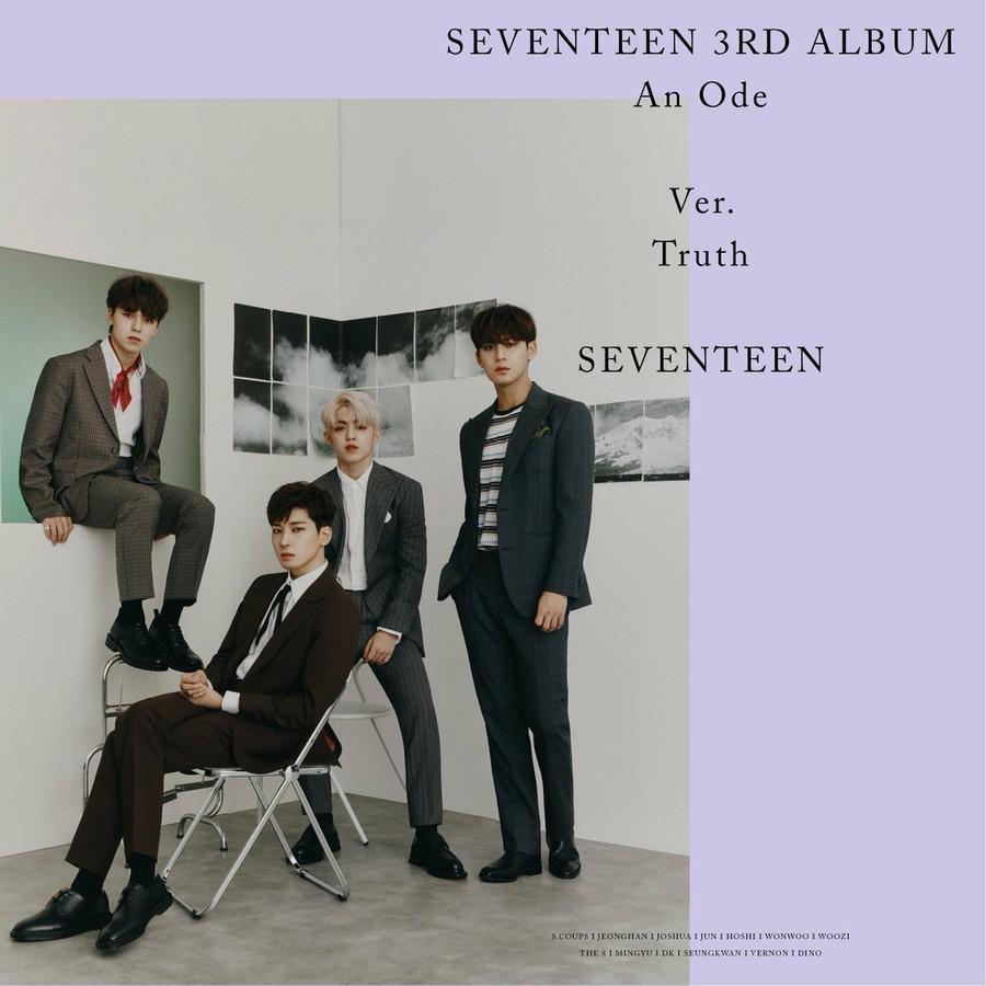 SEVENTEEN Summary   WoW!Korea
