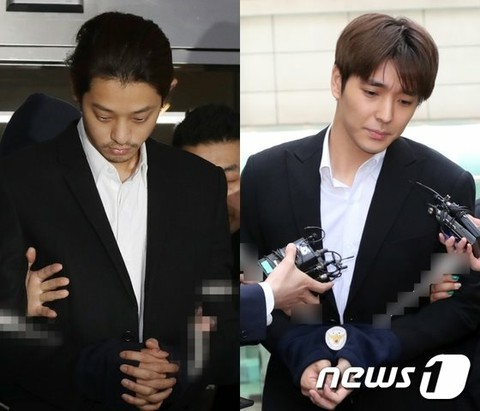 Jung JoonYoung and former FTISLAND Choi Jong Hoon, allegedly charged with collec