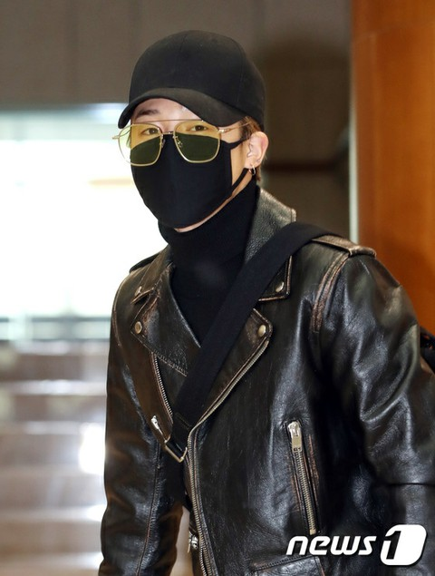 BTS JIMIN, depart for Japan. Gimpo International Airport. . .