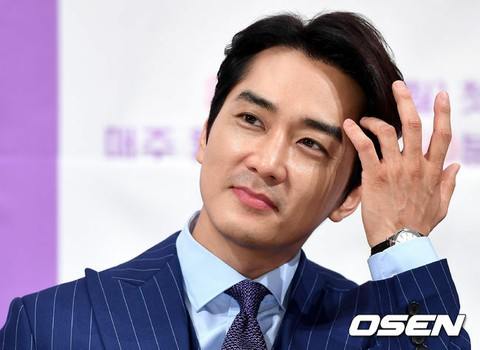 "Actor Song Seung Heon, MBC new TV Series ""Let's have dinner together?"""
