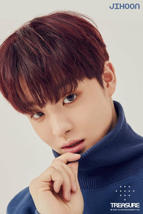 [D Official yg] #TREASURE EDITORIAL vol.4 <JIHOON>   Photography for TREASURE ma