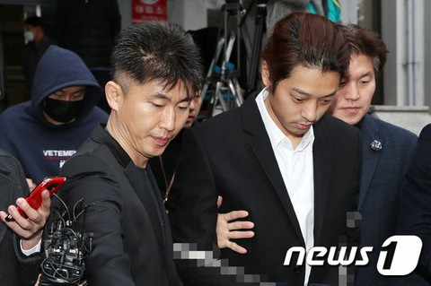 Seoul Central District Court issues summary order for fine of 1 million won to J