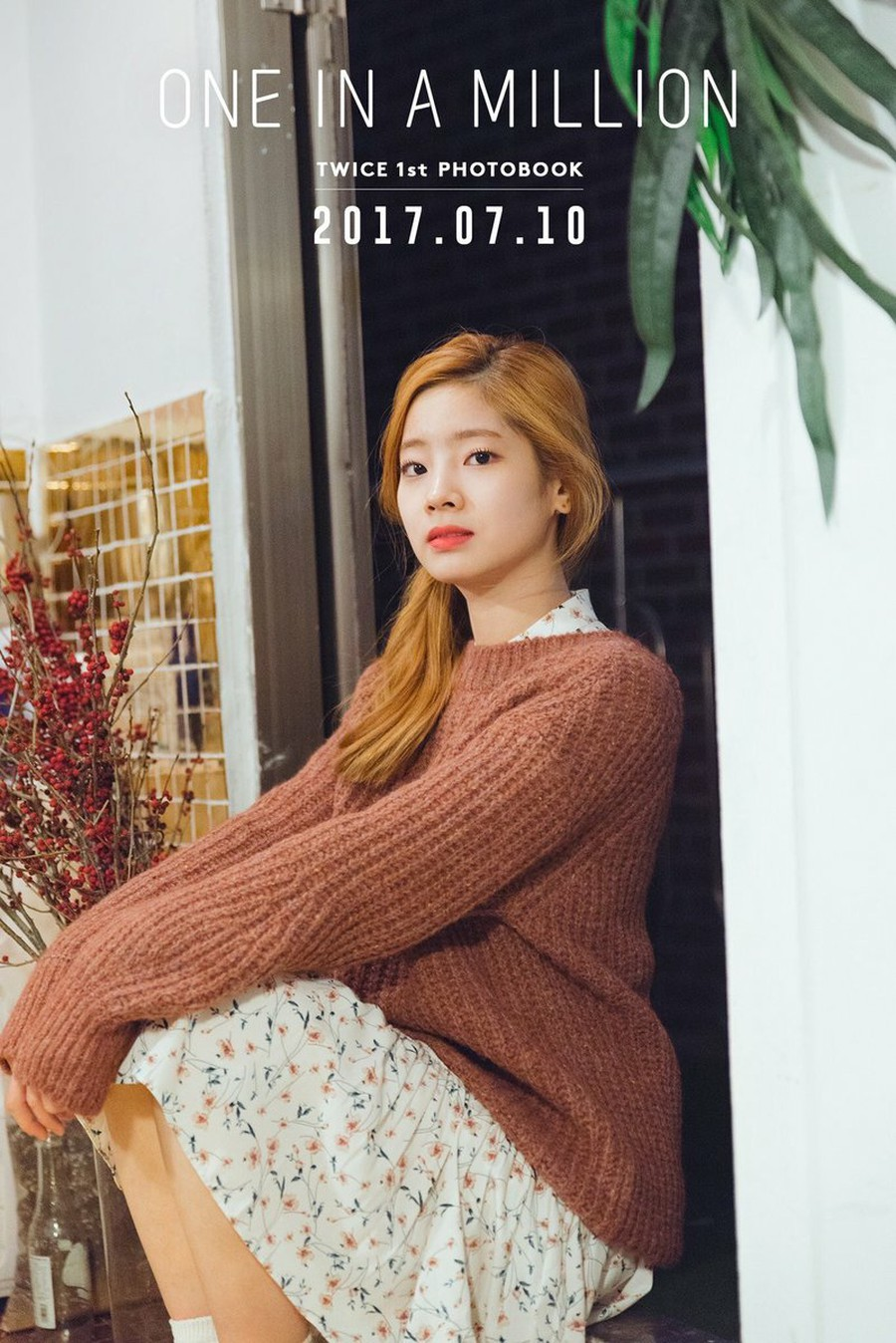 Twice The First Photo Collection One In A Million Released On