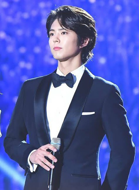 Actor Park BoGum (26), possible early enlistment.   -On June 1, secretly volunte