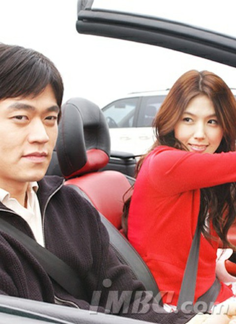 "Actor Lee Seo Jin & late actress Lee Eun Joo starred in TV Series ""Fire Bird"" th"