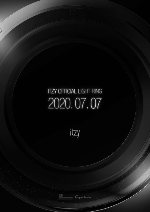 [T Official] ITZY, ITZY Official Light Ring    PRE-ORDER STARTS   2020.07.07 TUE