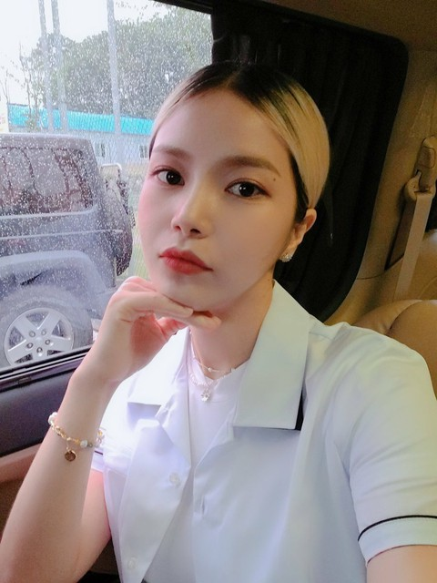 [T Official] MAMAMOO, [#Solar]   Coming soon, Solar will appear on SBS Running M
