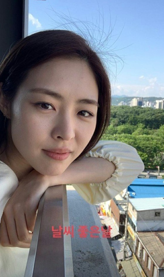 """Marriage Announcement"" Actress Lee Yeon Hee updates on Instagram. 6 days to go until I become a bride In June"